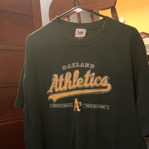 Vintage Oakland Athletics Lee Sport T-Shirt